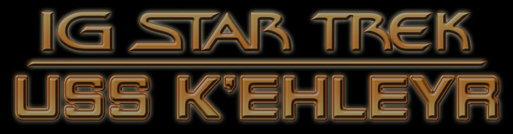 IG StarTrek USS K'Ehleyr